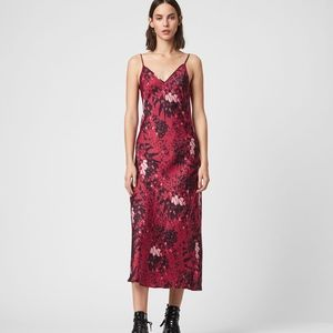 ALLSAINTS Teirny Wing Dress